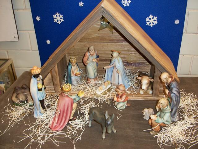 Nativity Display (2012)